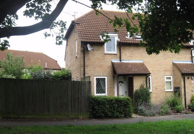 Thumbnail Property to rent in Watersfield Close, Lower Earley, Reading, Berkshire