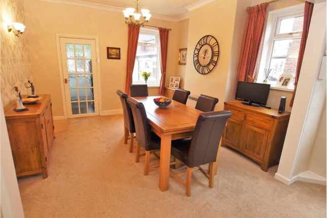 Dining Room of Oxford Street, Rotherham S65