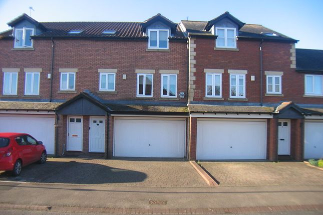 Thumbnail Town house for sale in Guardians Court, Ponteland