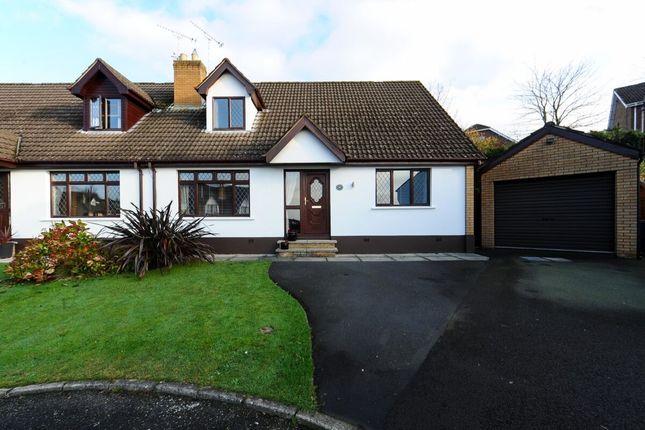 4 bed semi-detached house for sale in Grangewood Road, Dundonald, Belfast BT16