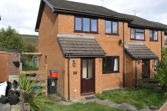 Thumbnail Semi-detached house for sale in Seven Acres, Knighton