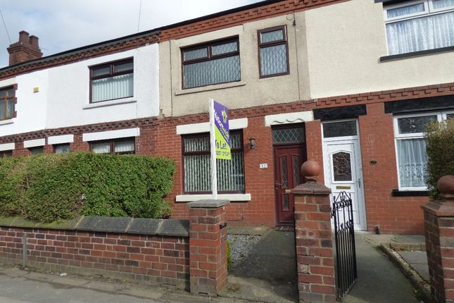 Thumbnail Terraced house to rent in Yarrow Road, Chorley