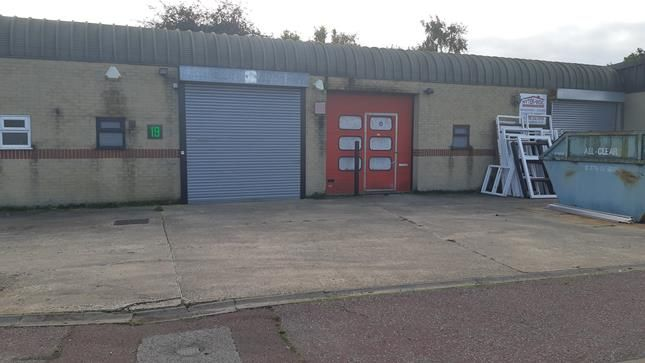 Thumbnail Light industrial to let in Lakes Meadow, Coggeshall, Colchester