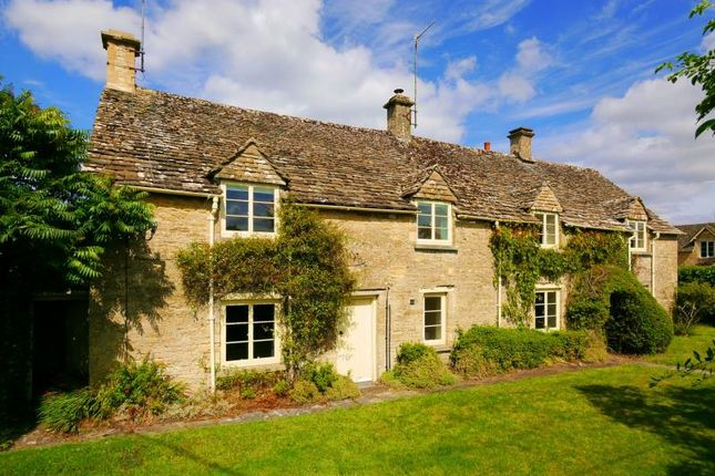 Thumbnail Detached house to rent in Rendcomb, Cirencester
