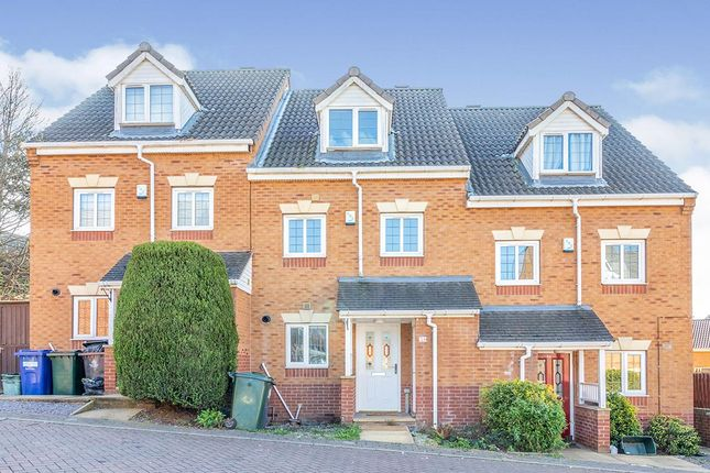 Thumbnail Terraced house for sale in Hills Close, Mexborough