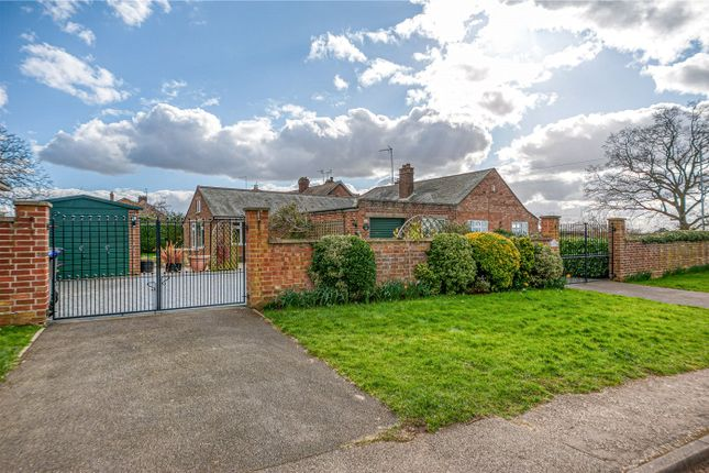 Detached bungalow for sale in Smith Street, Spratton, Northamptonshire
