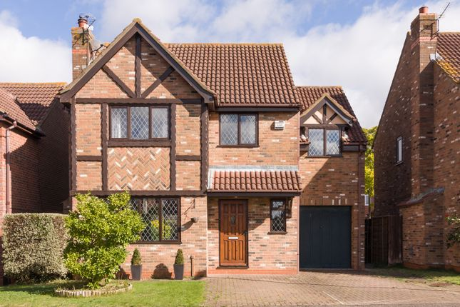 Thumbnail Detached house for sale in Bluegate, Godmanchester