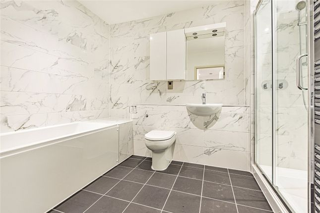 Bathroom of Swans View, Staines Upon Thames, Surrey TW18