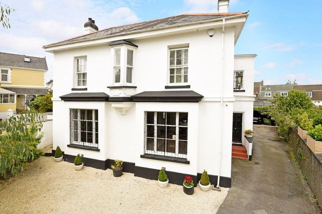Thumbnail Detached House For Sale In Culver Road Saltash