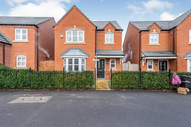 Thumbnail Detached house for sale in City Road, St. Helens, Merseyside, .
