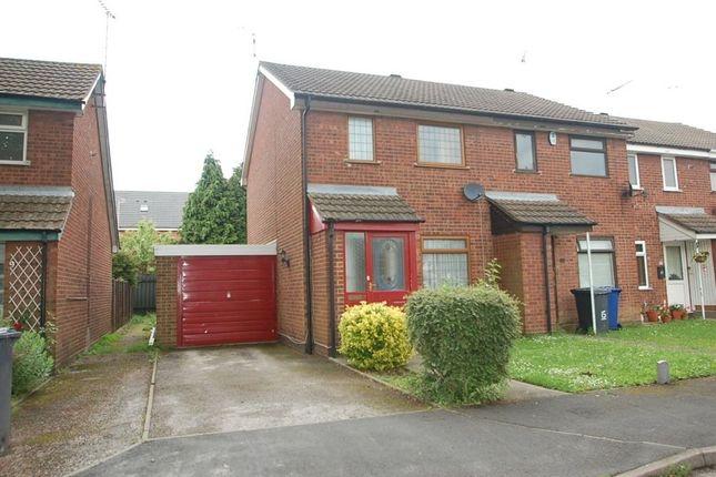 Thumbnail Property to rent in Eton Close, Burton Upon Trent, Staffordshire
