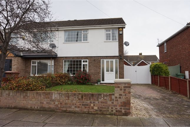 Thumbnail Semi-detached house for sale in Thorganby Road, Cleethorpes