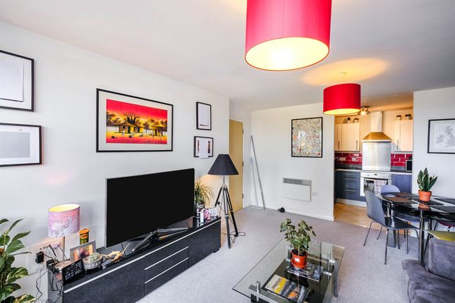 2 bed flat for sale in Granville Street, Birmingham B1