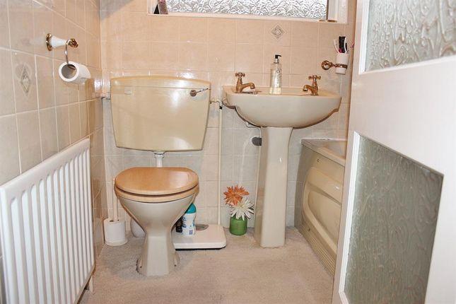 Abbey wood toilet