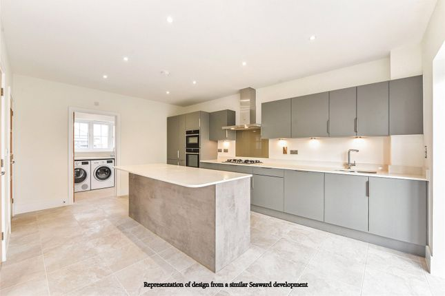 Thumbnail Detached house for sale in Maddoxwood, Chichester, West Sussex