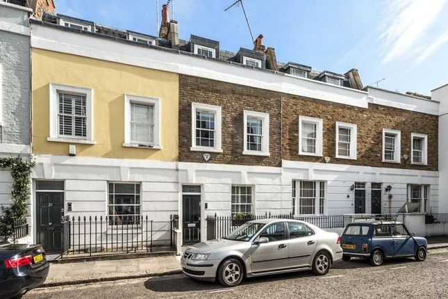 Thumbnail Terraced house for sale in Smith Terrace, Chelsea, London