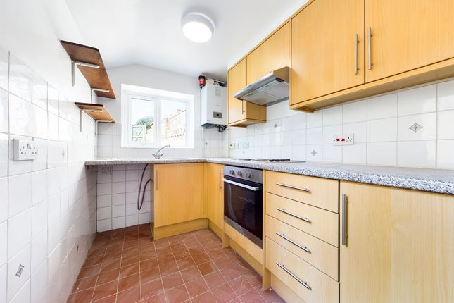 Thumbnail End terrace house to rent in Lewes Road, Newhaven