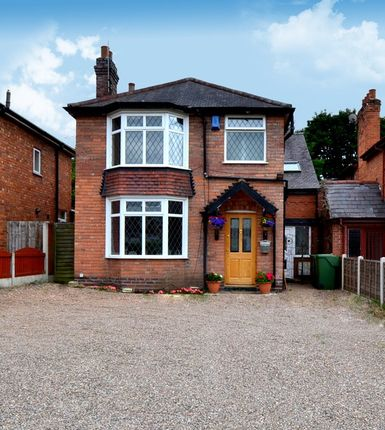 Thumbnail Detached house for sale in Stoke Road, Aston Fields, Bromsgrove