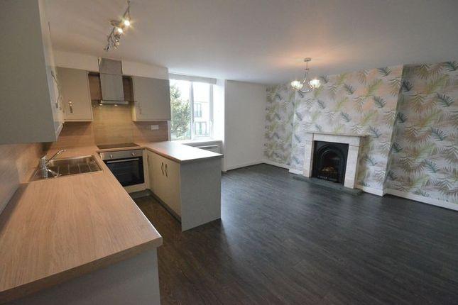 Thumbnail Flat to rent in Flat 1 Antley Villa, Blackburn Road, Accrington