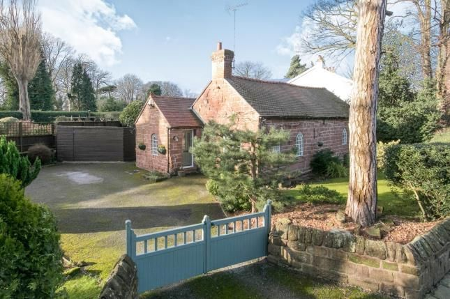 Thumbnail Cottage for sale in Church Lane, Eastham Village, Eastham, Wirral
