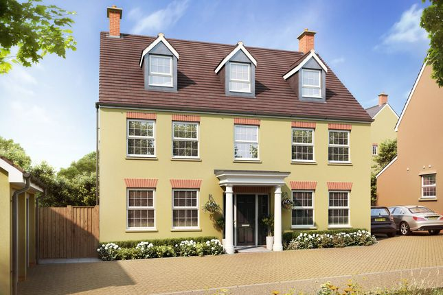 """Thumbnail Detached house for sale in """"Balshaw @ The Copse"""" at Pinn Hill, Pinhoe, Exeter"""