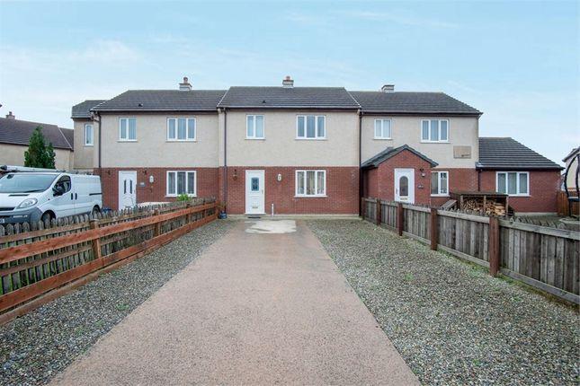 Thumbnail Terraced house for sale in Bro Ednyfed, Llangefni, Anglesey