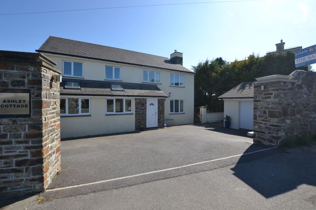 Thumbnail Detached house for sale in Bay View Road, Northam, Bideford
