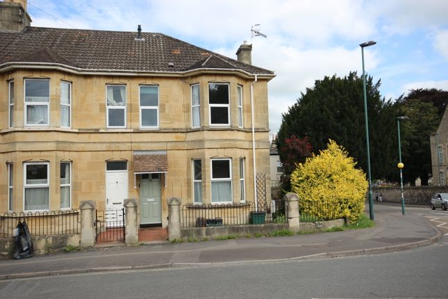 Thumbnail End terrace house to rent in Victoria Road, Bath