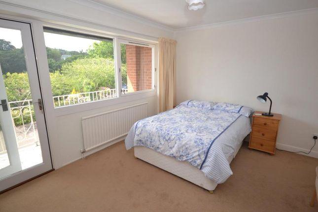 Main Bedroom of Little Knowle Court, 32 Little Knowle, Budleigh Salterton, Devon EX9