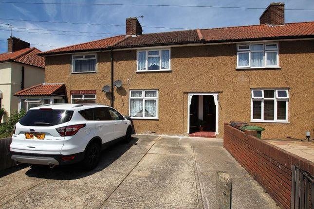 Thumbnail Terraced house to rent in Cornwallis Road, Dagenham, Essex