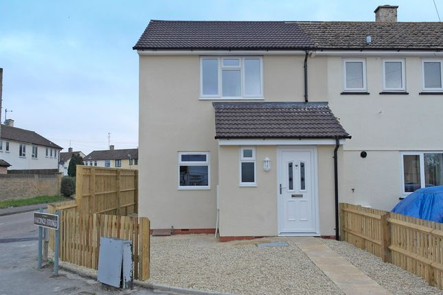 Thumbnail End terrace house for sale in Queensway, Didcot