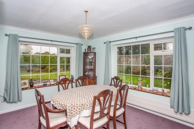 Dining Room of Ropes Hill, Horning, Norwich NR12
