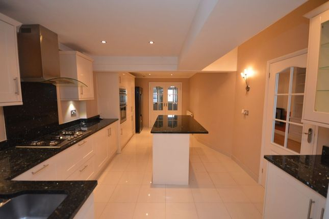 Thumbnail Semi-detached house to rent in Newquay Road, London