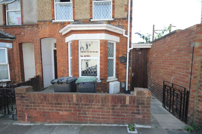 Thumbnail Flat to rent in Portland Road, Luton
