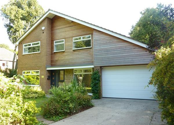 Thumbnail Detached house for sale in Woodrow Park, Scartho, Grimsby