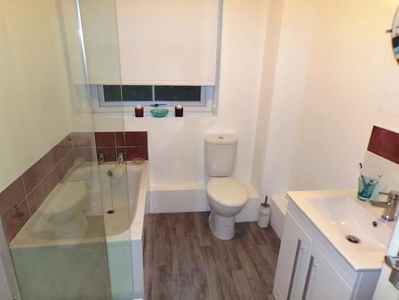 Bathroom of Vale Lodge, Rice Lane, Liverpool, Merseyside L9