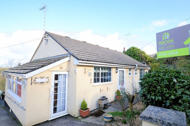 Thumbnail Detached bungalow for sale in Chilsworthy, Gunnislake