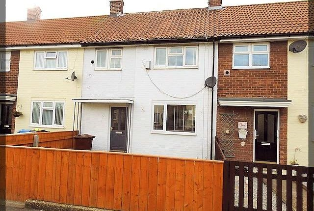 Thumbnail Terraced house to rent in Hemswell Avenue, Greatfield, Hull