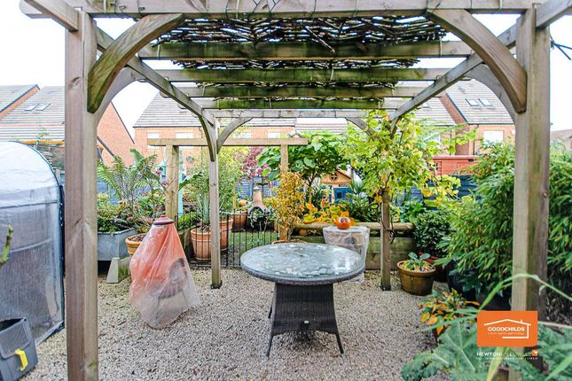 Rear Garden of Yorkshire Grove, Walsall WS2