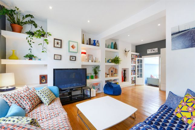 Thumbnail Terraced house to rent in Latimer Road, London