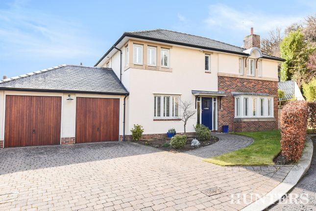 Thumbnail Detached house for sale in Thomas Hawksley Park, Humbledon Hill, Sunderland