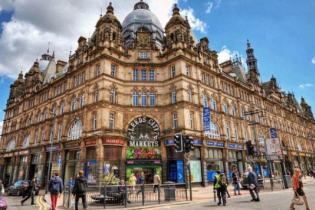 Thumbnail Office to let in Vicar Lane, Leeds