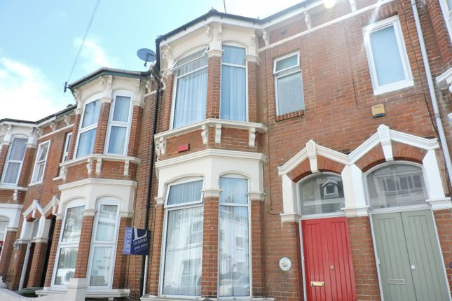 Thumbnail Property to rent in Beach Road, Southsea