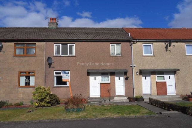 Thumbnail Terraced house to rent in Cedar Avenue, Beith