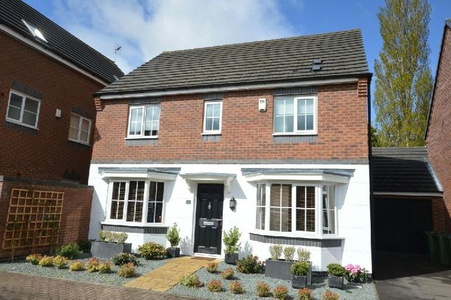 4 bed detached house for sale in Clarke Crescent, Countesthorpe, Leicester LE8