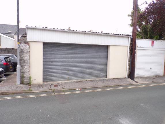 Double Garage of Stonehouse, Plymouth, Devon PL1