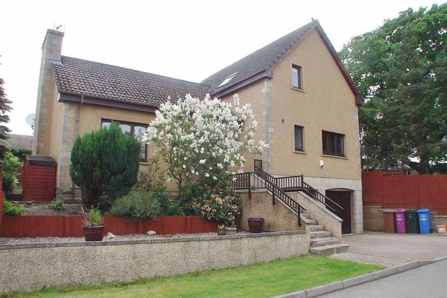 Thumbnail Detached house for sale in Springfield Court, New Elgin, Moray