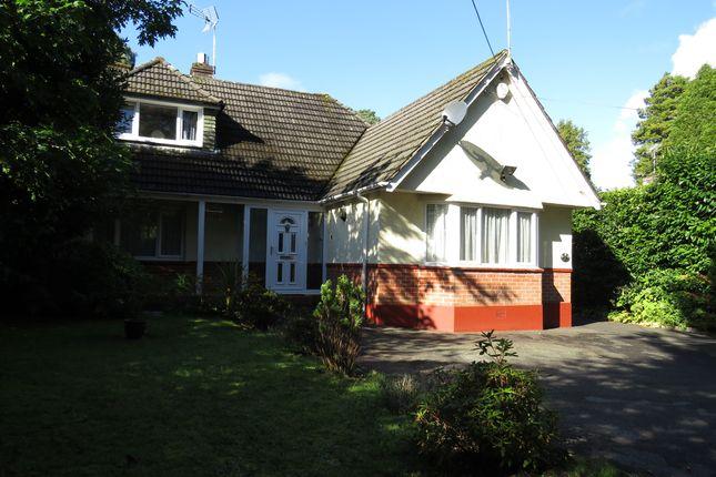 Thumbnail Bungalow for sale in Dudsbury Crescent, Ferndown