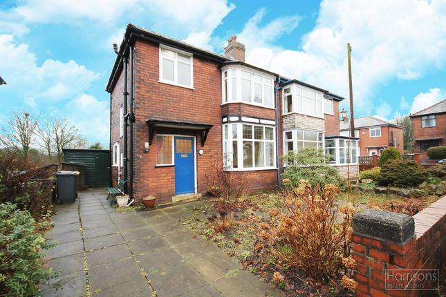 Thumbnail Semi-detached house to rent in Delph Avenue, Egerton, Bolton, Lancashire.