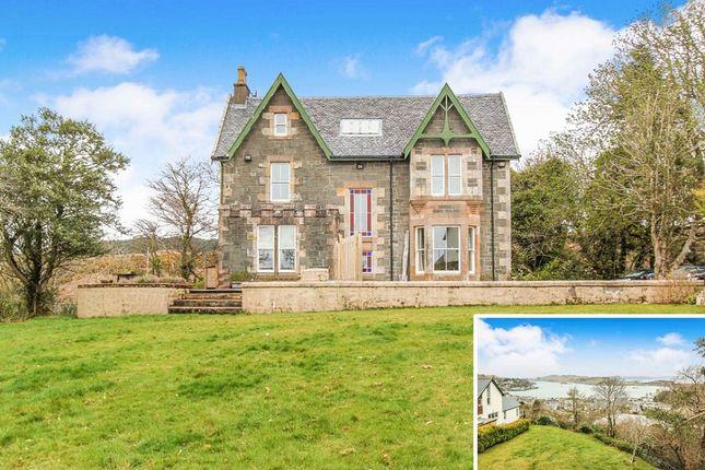 Thumbnail Detached house for sale in Benvoulin Gardens, Oban, Argyllshire